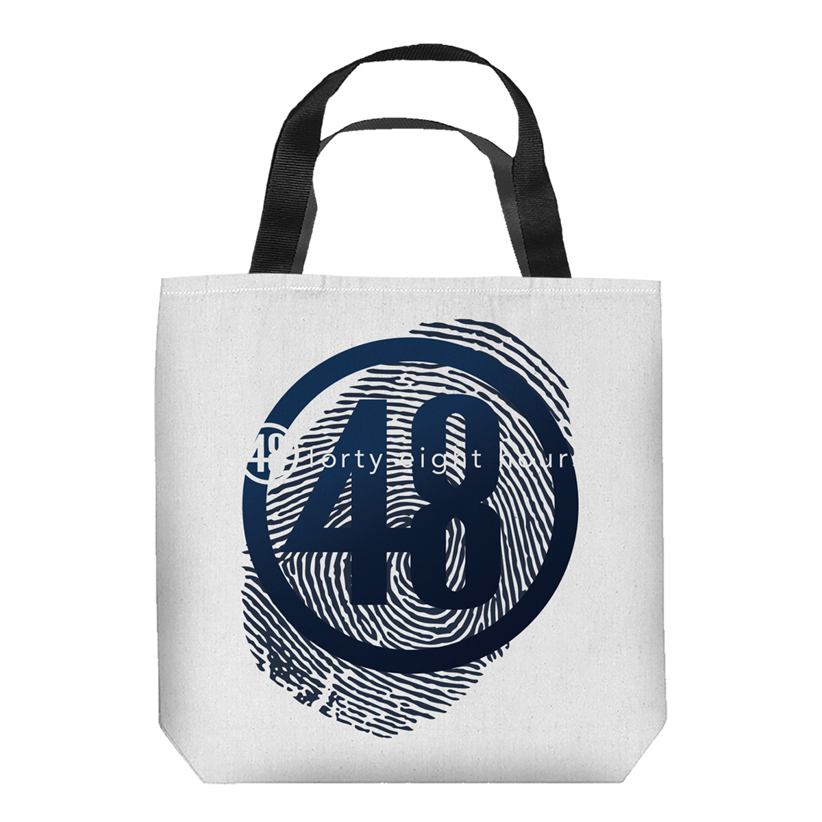 CBS 48 Hours Tote (13x13)