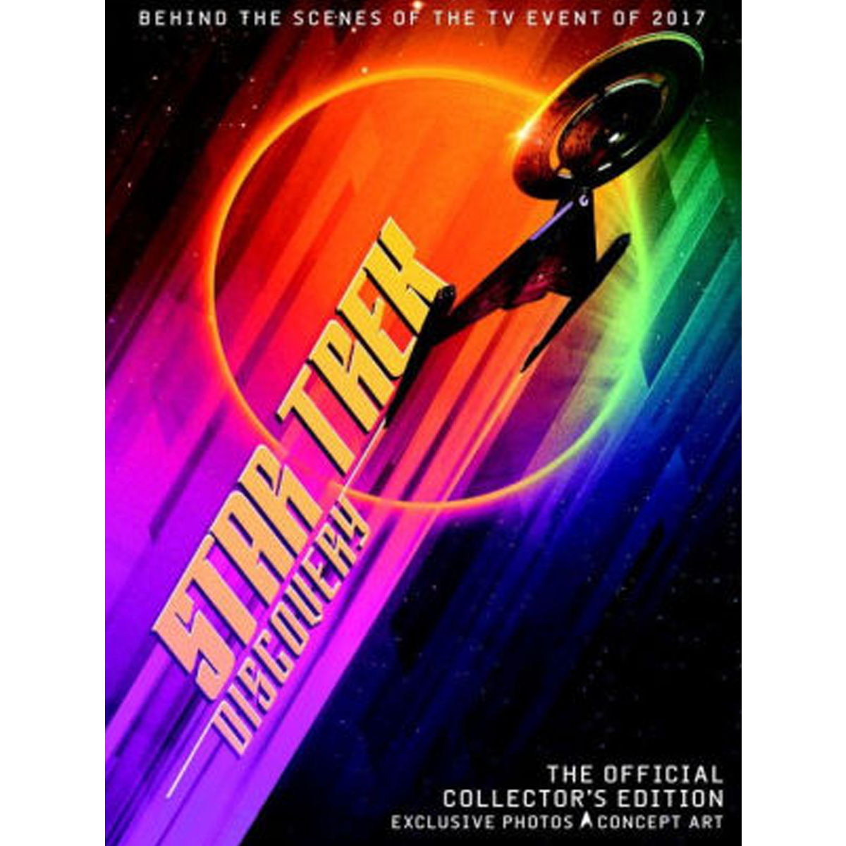 Star Trek Discovery Book: Official Collector's Edition