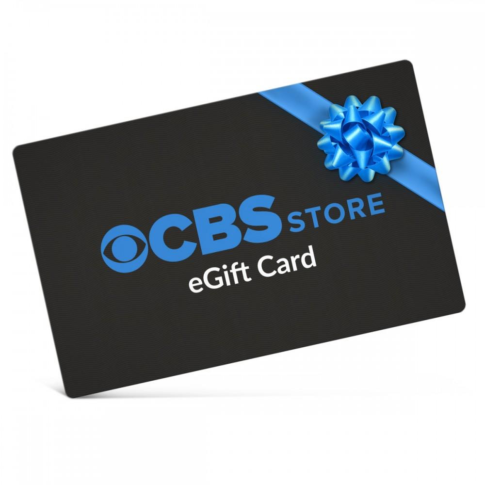 CBS E-Gift Card