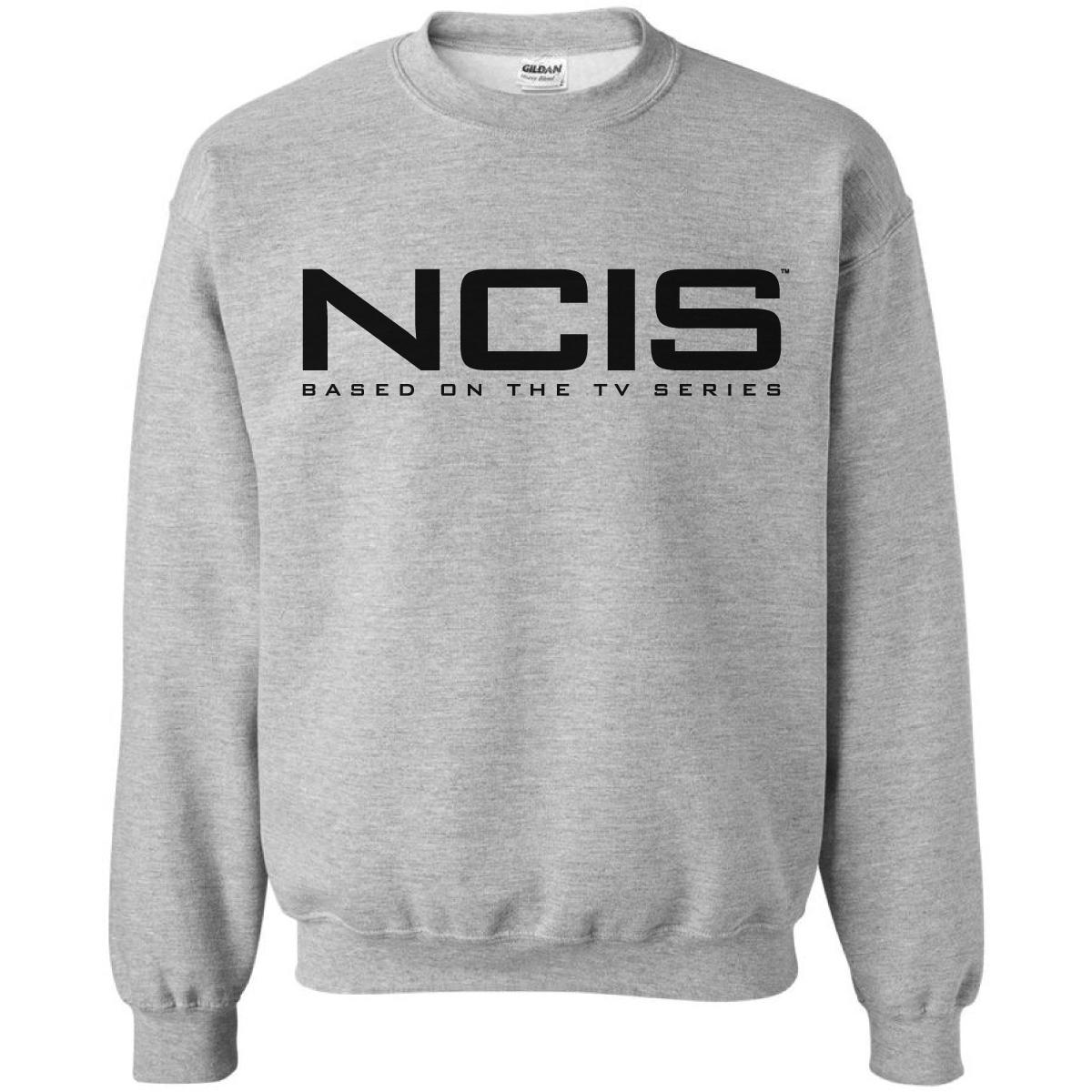 NCIS Logo Pullover (Grey)