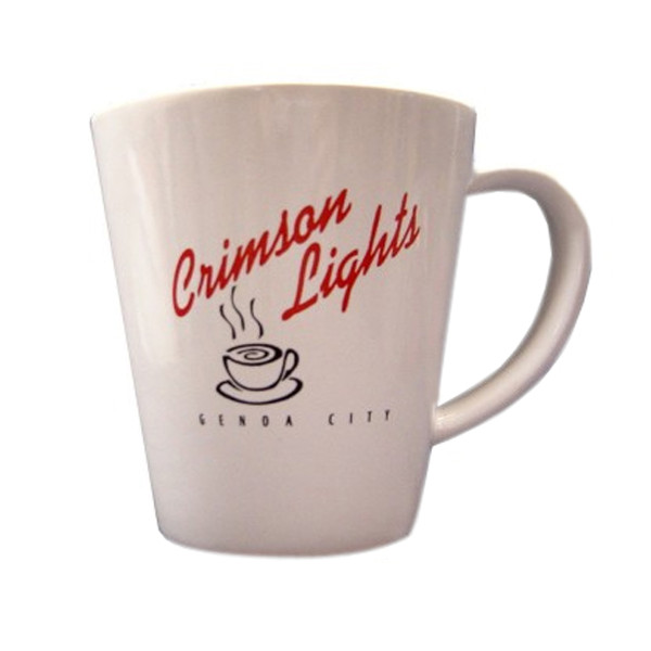 The Young and the Restless Crimson Lights Ceramic Mug - White