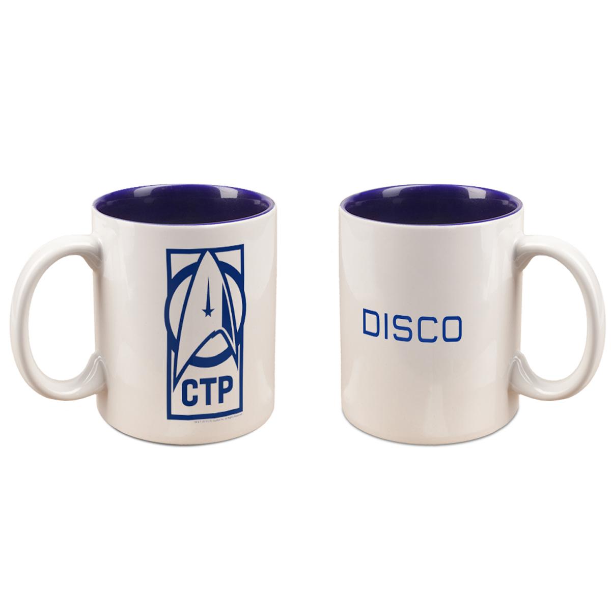 Star Trek Discovery Command Training Program Mug