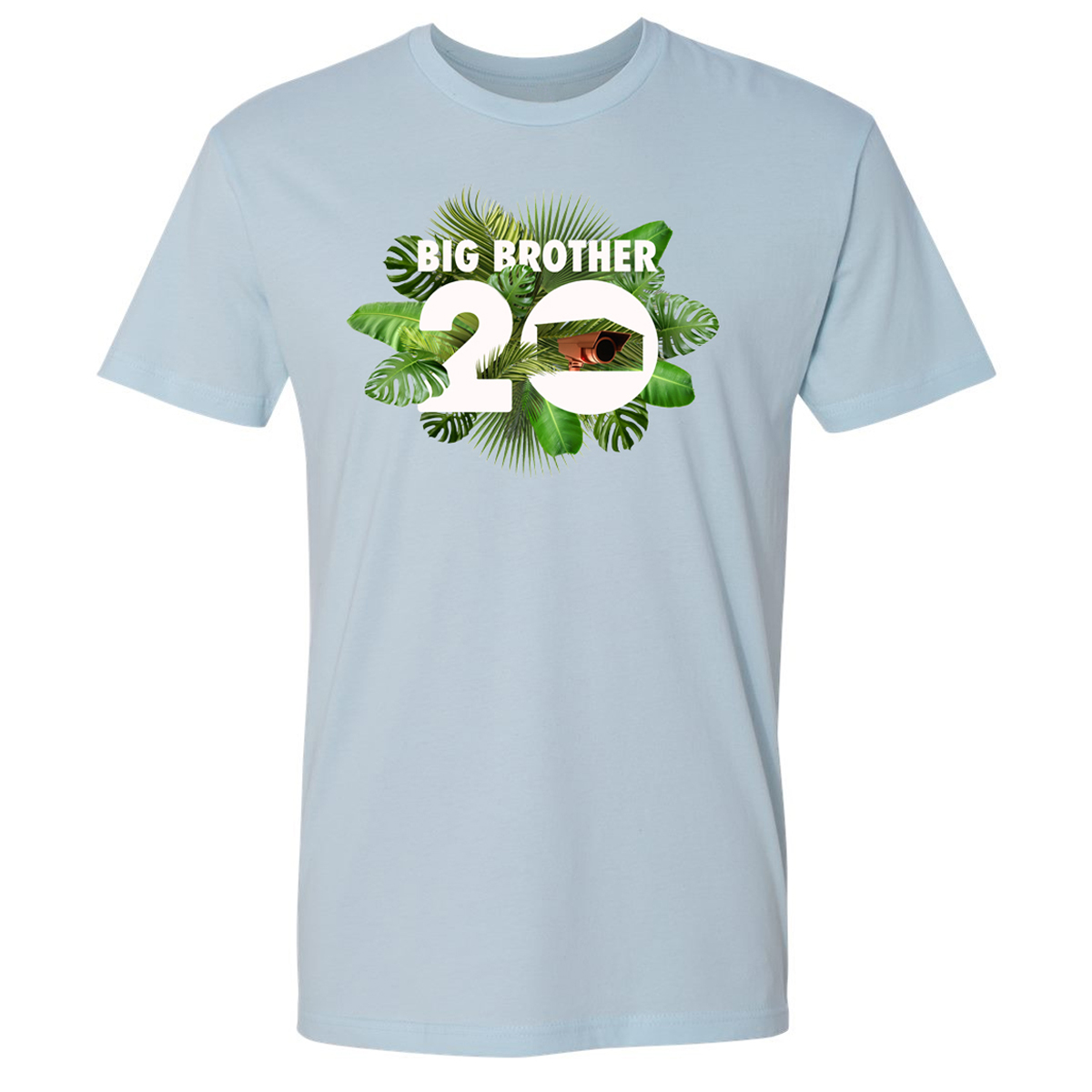 Big Brother 20 Logo Palm T-Shirt