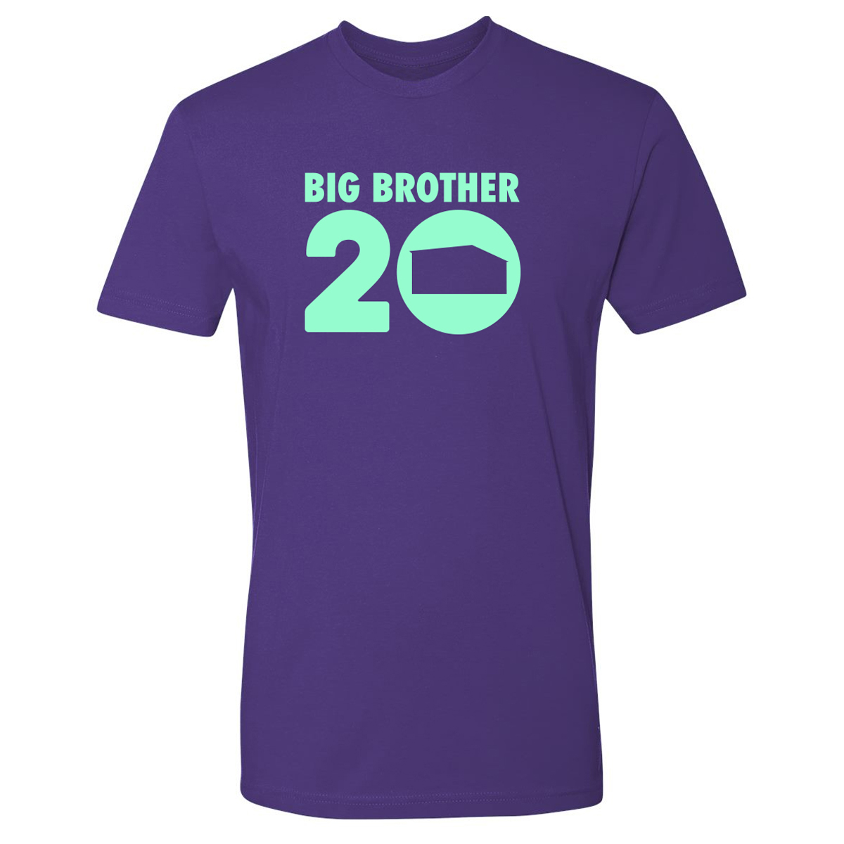 Big Brother 20 Logo T-Shirt (Purple)