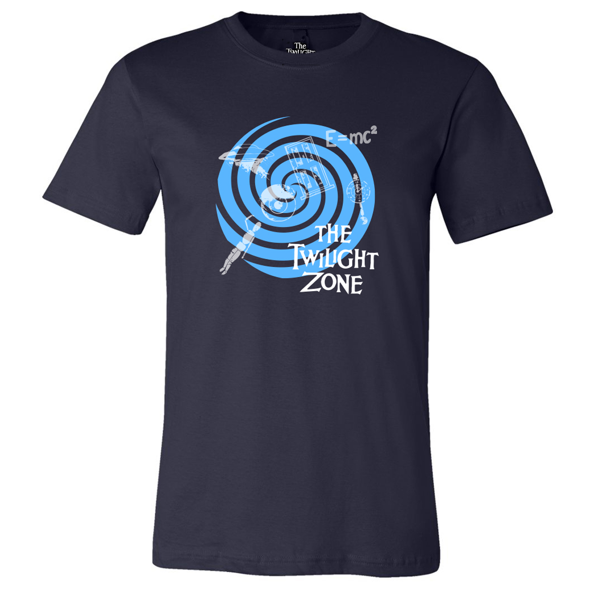 The Twilight Zone Collage T-Shirt
