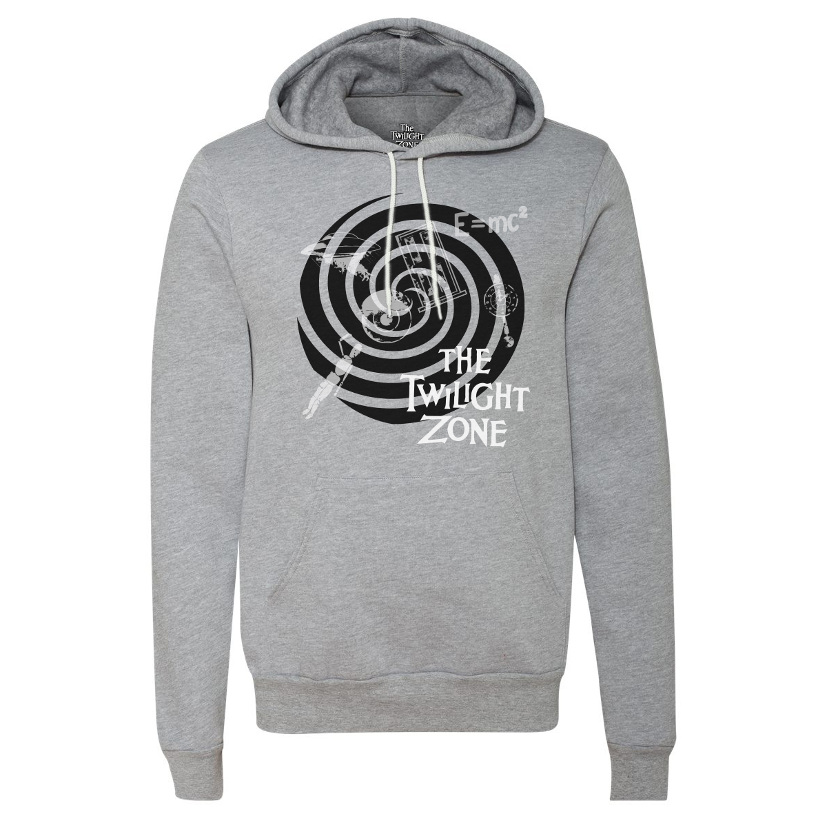 The Twilight Zone Collage Pullover Hoodie