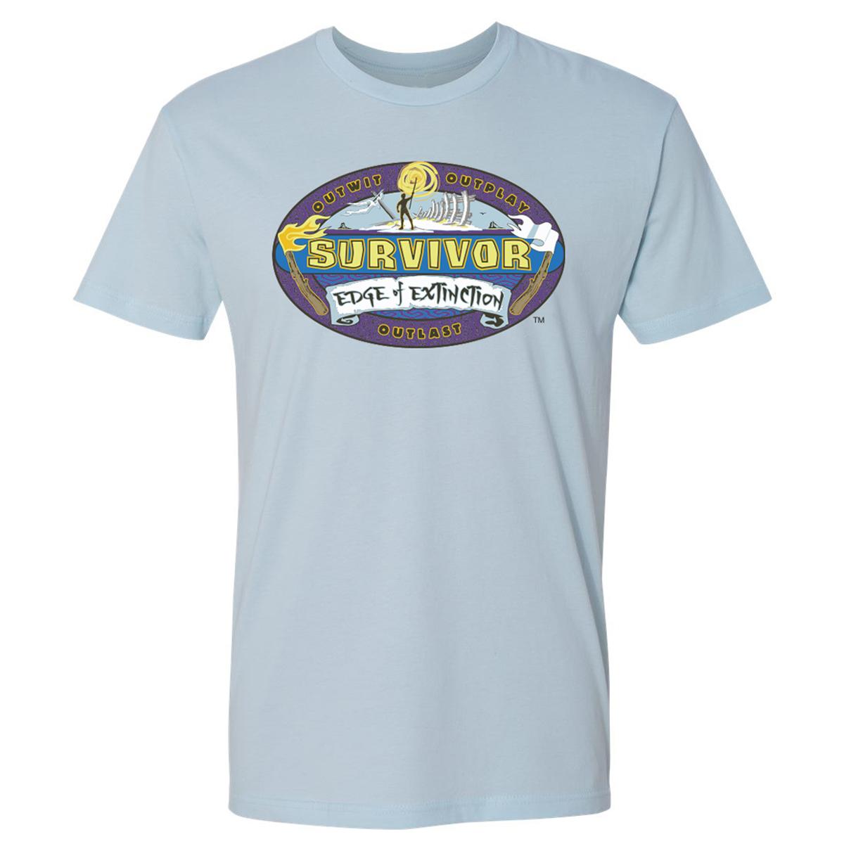 Survivor Season 38 Logo T-Shirt