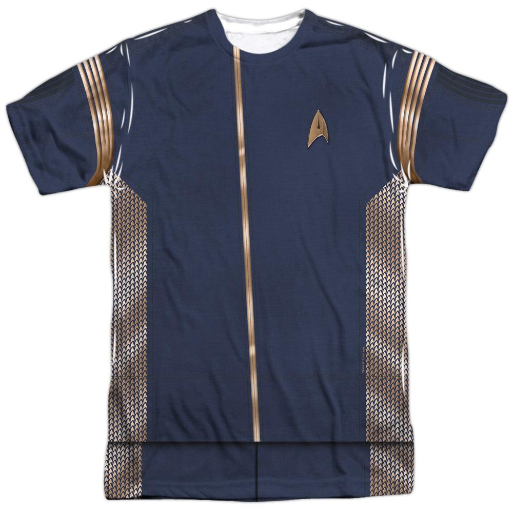 Star Trek Discovery Command Uniform Costume T-Shirt