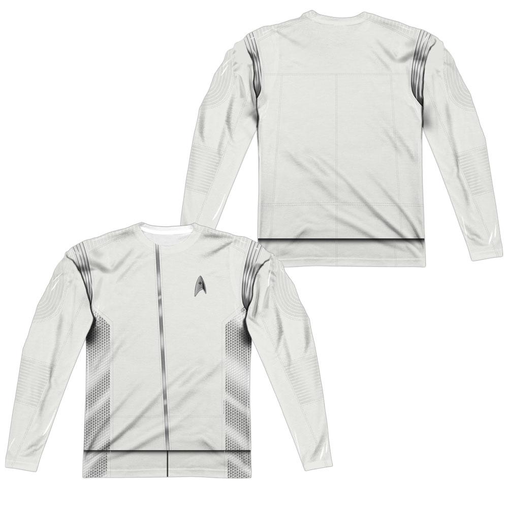 Star Trek Discovery Medical Uniform Costume Long Sleeve T-Shirt