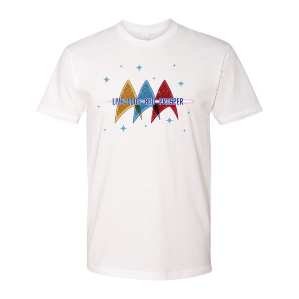 Star Trek Live Long and Prosper T-Shirt