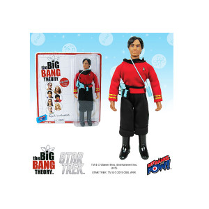 The Big Bang Theory / Star Trek Raj 8-Inch Action Figure