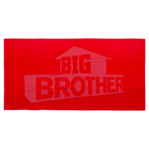 Big Brother Beach Towel
