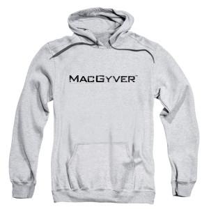 MacGyver Logo Hoodie