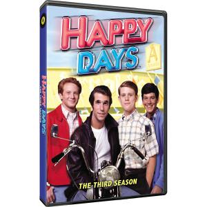 Happy Days: Season 3 DVD