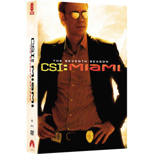 CSI: Miami - Season 7 DVD