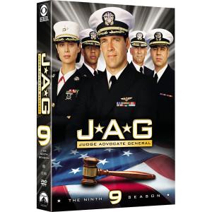 JAG: Season 9 DVD