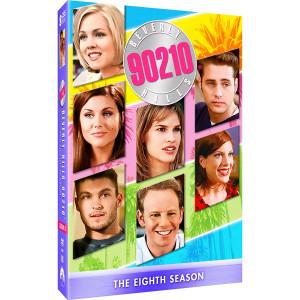 Beverly Hills 90210: Season 8 DVD
