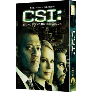 CSI: Crime Scene Investigation - Season 9 DVD