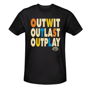 Survivor Outwit, Outlast, Outplay T-Shirt