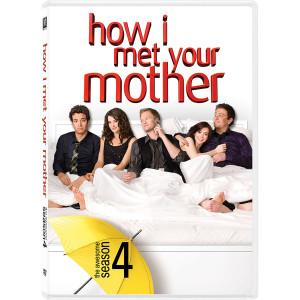 How I Met Your Mother: Season 4 DVD