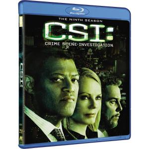 CSI: Crime Scene Investigation - Season 9 Blu-ray