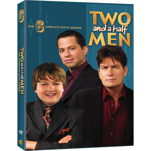 Two And A Half Men: Season 6 DVD