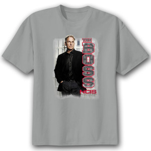 NCIS The Boss T-Shirt