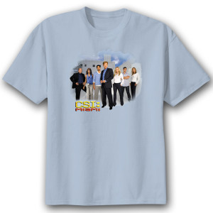 CSI Miami Cast T-Shirt