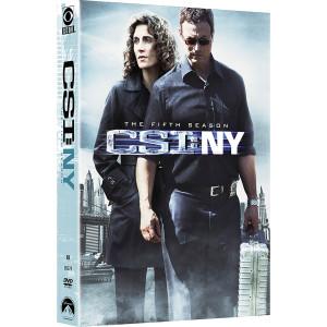 CSI: NY - Season 5 DVD