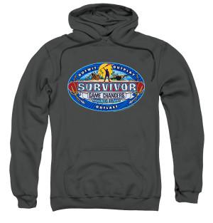 Survivor Game Changers Logo Hoodie