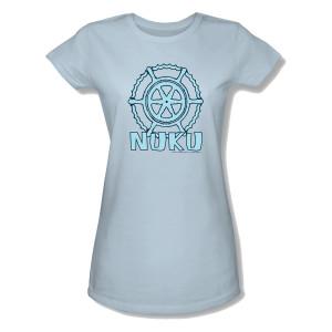 Survivor Nuku Tribe Women's Slim Fit T-Shirt