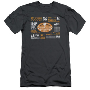 Survivor 500th Episode Collectors T-Shirt
