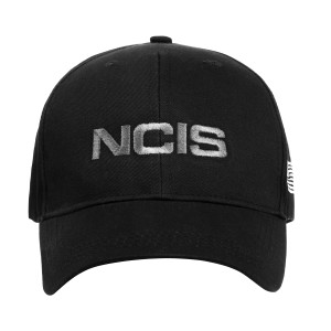 NCIS Special Agent Hat with Flag [Grey]