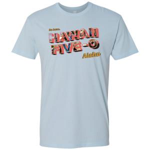 Hawaii Five-0 3D T-Shirt