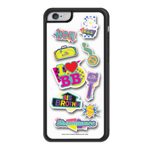 Big Brother 80's Stickers iPhone 6 Case