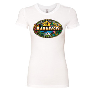 Survivor Mash-Up Women's Slim Fit T-Shirt