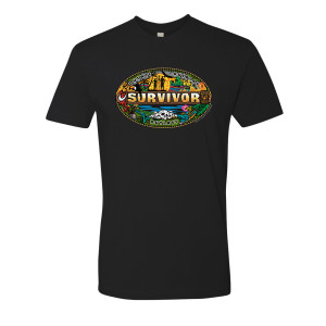 Survivor Mash-Up T-Shirt (Black)