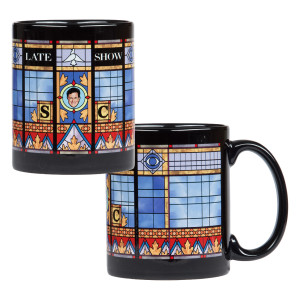 The Late Show With Stephen Colbert Cathedral Mug