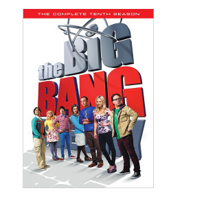 The Big Bang Theory Season 10 DVD