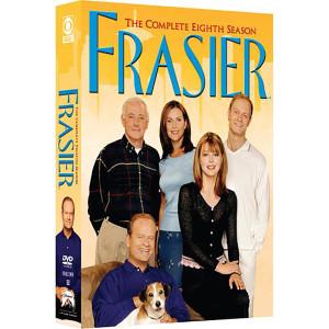 Frasier: Season 8 DVD