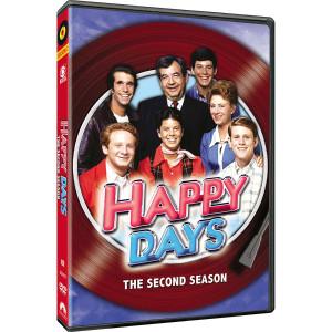 Happy Days: Season 2 DVD