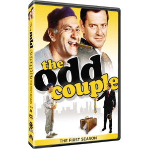 The Odd Couple: Season 1 DVD