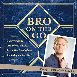 Bro on the Go (Paperback) Book