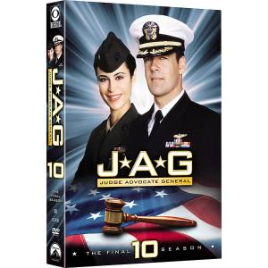 JAG: Season 10 DVD