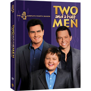 Two And A Half Men: Season 4 DVD