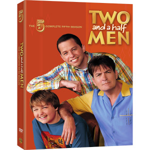 Two And A Half Men: Season 5 DVD
