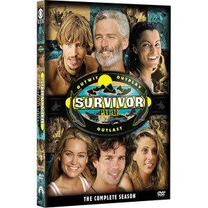 Survivor: Season 10 - Palau DVD