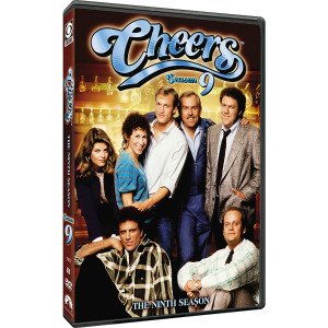 Cheers: Season 9 DVD