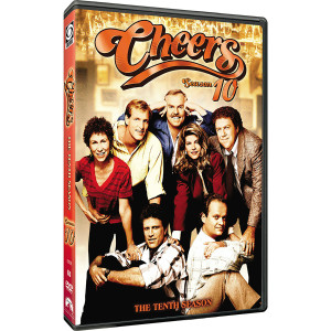 Cheers: Season 10 DVD