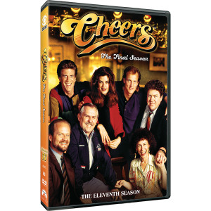 Cheers: Season 11 DVD